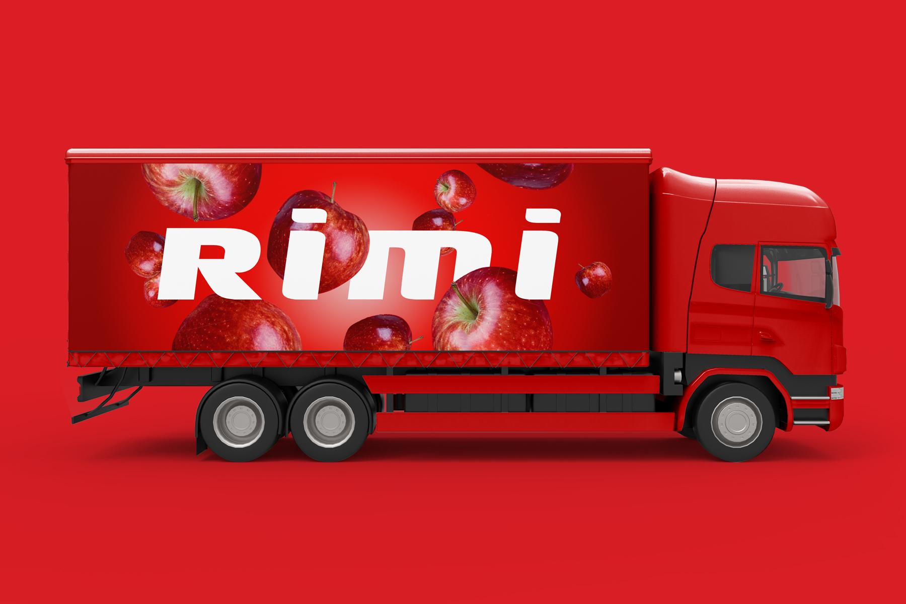 Rimi Branding update proposal