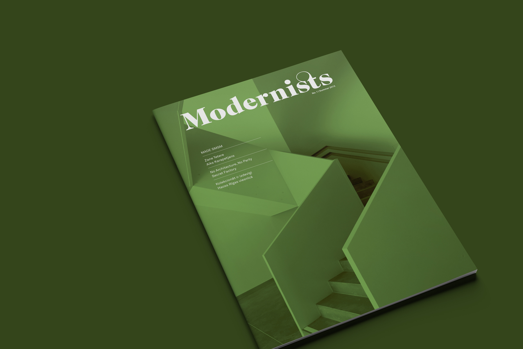 Modernists Magazine