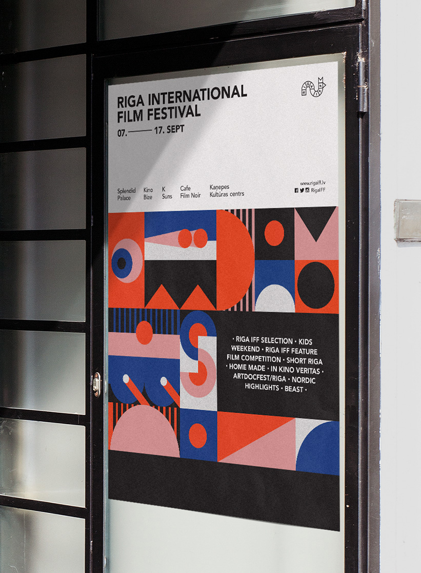 Riga International Film festival 2017