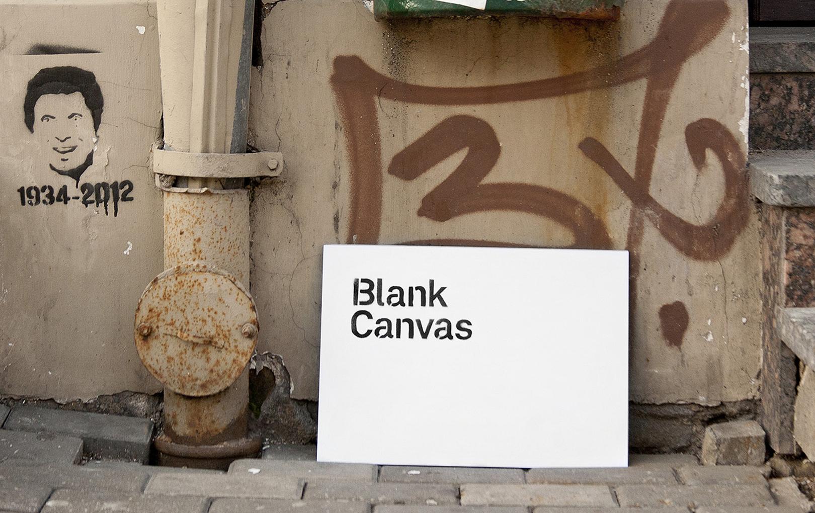 Blank Canvas Festival