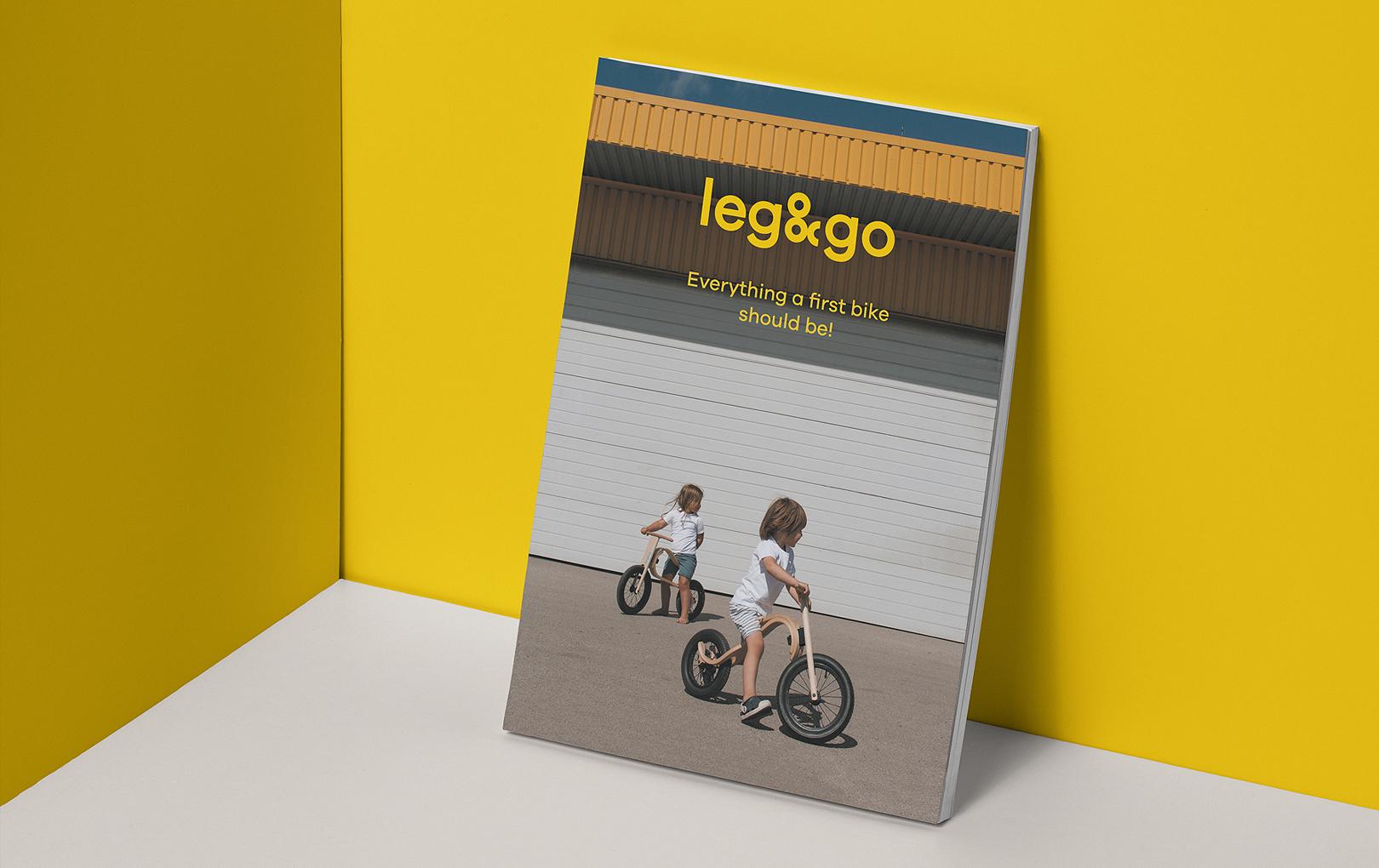 Leg&Go Balance Bike